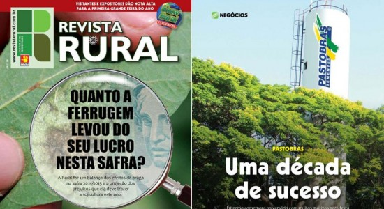 Pastobras na Revista Rural